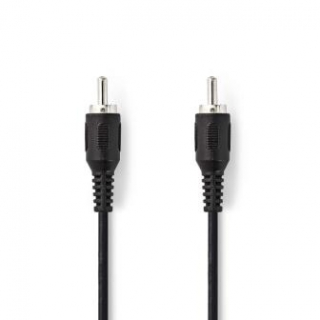 Kabel CINCH vidlice / CINCH vidlice 5m
